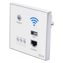 Router si Acces Point wireless WIFI OUTENGA 300Mbps cu mufa USB