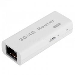 Router 3g wifi access point cu USB si acumulator