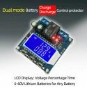 Regulator panouri solare incarcare baterii CD60L 12V 24V 48V cu afisaj OLED