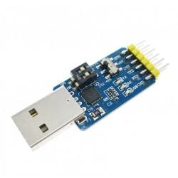Modul convertor USB 6 in 1 CP2102 TTL 485 232 3.3V / 5V