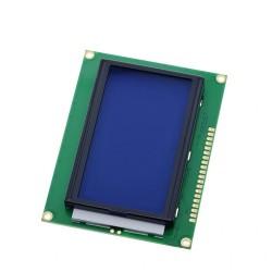 Ecran LCD 128*64 puncte 5V culoare albastra controler ST7920