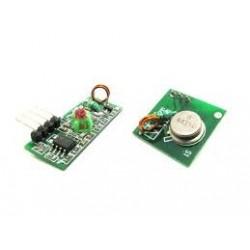 Set Emitator si Receptor RF 433 MHz