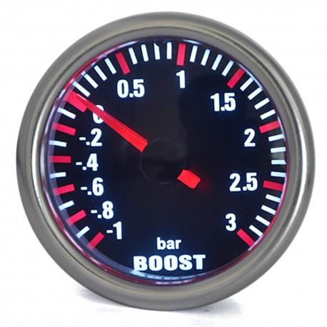 Ceas universal presiune si vaccum BOOST 2 Inch 52MM Turbo -1 la 2 Bar