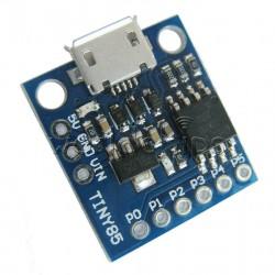 Placa dezvoltare arduino Attiny85 Digispark micro USB