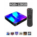 Android media player Transpeed TV BOX 2.4G&5.8G Wifi 128G 4k 3D Bluetooth