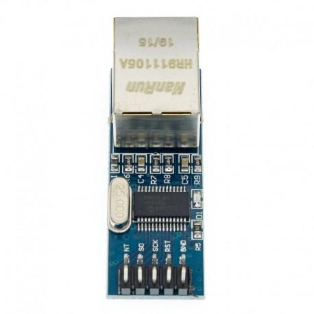 Shield retea ENC28j60 Ethernet pentru Arduino uno, mega, due