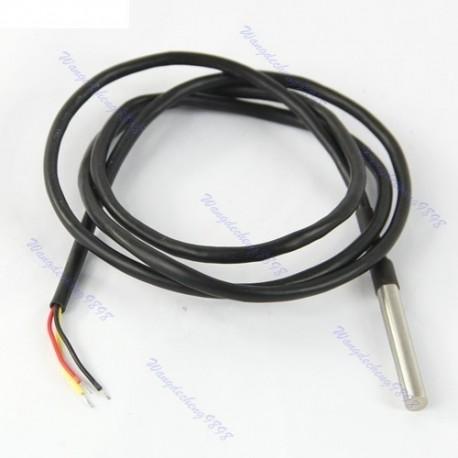 Senzor temperatura rezistent la apa DS18B20