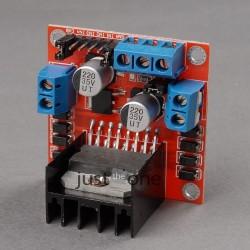 Controler L298N dual punte H pentru motoare pas cu pas