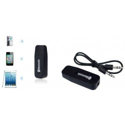 Receiver USB bluetooth stereo cu mufa jack 3,5mm