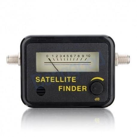 Aparat detectare si masurare putere sateliti TV