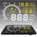 "HUD Head Up Display Proiector Parbriz 5.5"" (inch)"