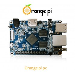 Orange Pi PC H3 Quad-core Mali400MP2 GPU 1GB DDR3