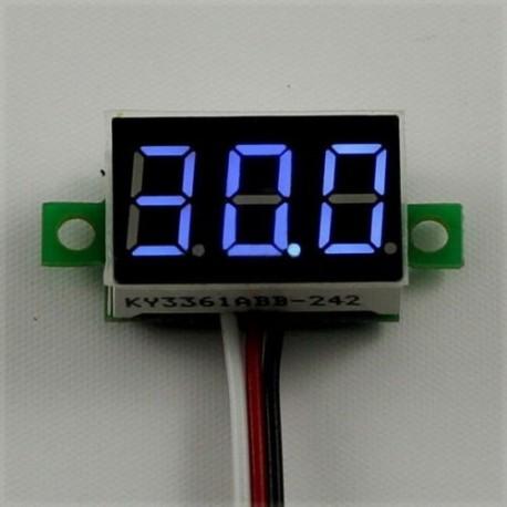 """Voltmetru digital LED DC 3-30V 0,36"""""""