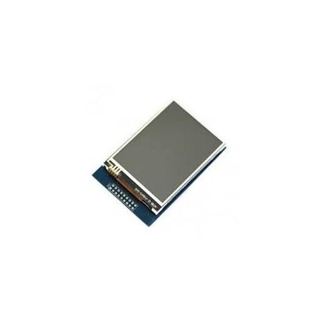 """Ecran LCD TFT 2.8"""" cu touch screen pentru arduino"""