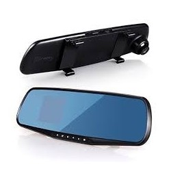 Oglinda retrovizoare cu ecran lcd 2.4 Inch si camera video