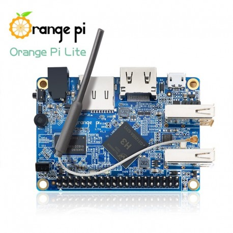 Orange Pi Lite H3 Quad-core Cortex-A7 512MB WIFI HDMI