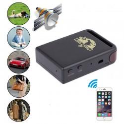 GPS Tracker TK102B GSM urmarire localizare monitorizare spy masina motocicleta