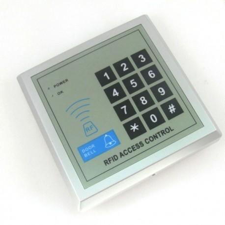 Acces control RFID 12V 220v releu tastatura si 5 taguri