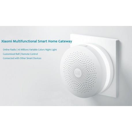 Controler XIAOMI wireless gateway cu radio si leduri
