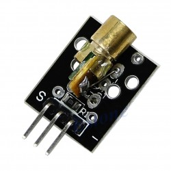 Senzor lasercu dioda 650nm
