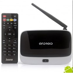 Mini PC TV box CS918G Player Amlogic S805 ARM Cortex-A5 Quad Core Android 4.4M 1GB RAM DDR3 8GB Flash Wifi HDMI Bluetooth