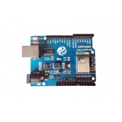 Espduino WiFi cu ESP8266 compatibil Arduino Uno