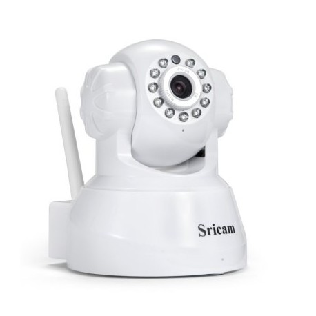 Camera SRICAM IP WIFI 720P PAN/TILT H.264 ONVIF