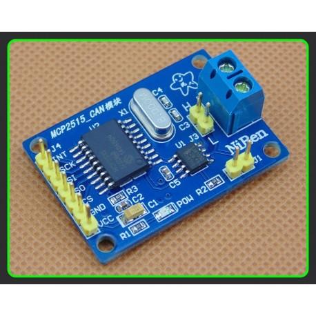 Modul receptor CAN Bus TJA1050 MCP2515 SPI