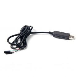 Cablu convertor USB la UART PL2303HX RS232