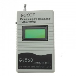Counter frecvente GY560 GSM 50 MHz-2.4 GHz