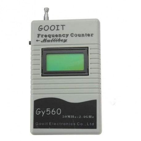 Counter frecvente GY560 GSM 50 MHz-2.4 GHz
