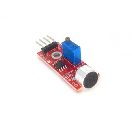 Modul detectare sunet cu microfon KY-037