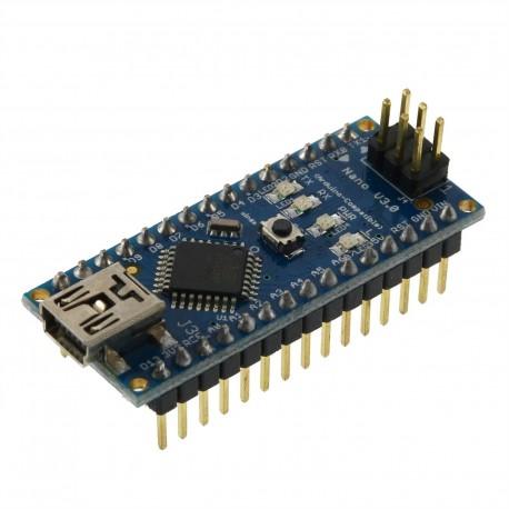 Arduino Nano (ATmega328p + CH340) + Cablu
