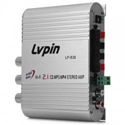 Statie amplificator audio 2X20 Lvpin LP-838 Hi-Fi Stereo