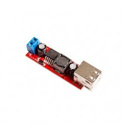 Sursa curent intrare 9V/12V/24V/36V iesire 2 USB 5V DC-DC 3A