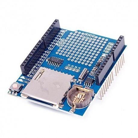Modul stocare date logger pentru Arduino