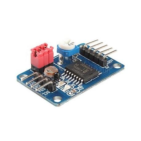 Modul convertor AD/DA PCF8591 cu fotorezistor si termistor