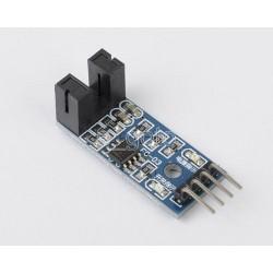 Senzor tahometru counter digital cu optocuplor