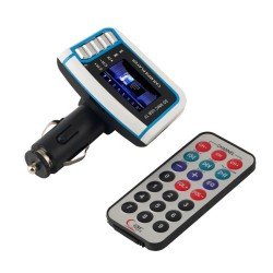"MP3 player cu ecran lcd 1.44"" Wireless FM cu sd card USB si telecomanda"