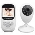 Camera si monitor SP880 WIFI pentru supraveghere bebelusi