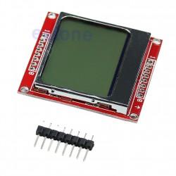 Ecran LCD 84x84 nokia 5110