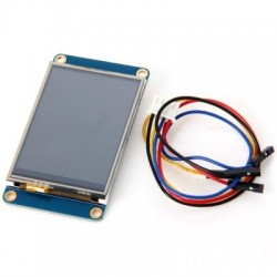 "Ecran display 2.4"" Nextion XD HMI USART GPU serial cu touch screen"