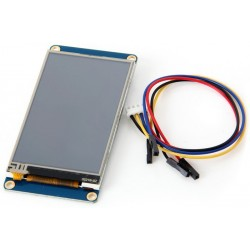 "Ecran display 3.2"" Nextion XD HMI USART GPU serial cu Touch screen"