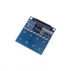 Tastatura digitala cu 8 butoane capacitiva TTP226