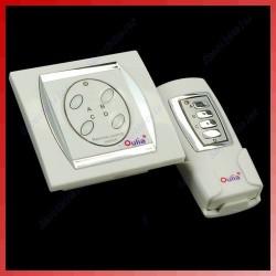 Intrerupator cu telecomanda wireless cu 4 canale