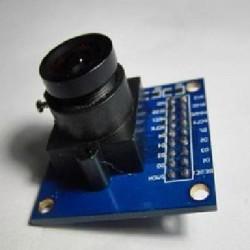 Camera Jtron OV7670 300KP VGA pentru arduino