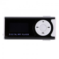 "Mini Mp3 player USB Clip 1.3"" LCD pentru micro sd pana la 16GB"