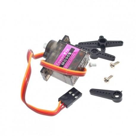 Servomotor metalic digital MG90S SG90 9g