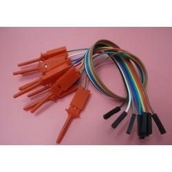 Conectori pentru breadboard cu pini plastic 24cm