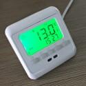 Intrerupator cu termostat programabil si ecran LCD 220V 16A